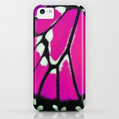 Butterfly wing iPhone 5c Slim Case