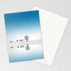 Blue Season Stationery Cards