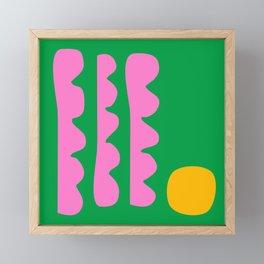 Spring Whimsy Framed Mini Art Print