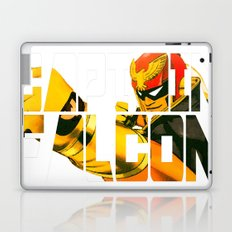 Captain Falcon Laptop & iPad Skin
