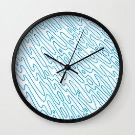 Ocean Serenity Wall Clock