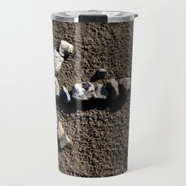 Stone arrow Travel Mug