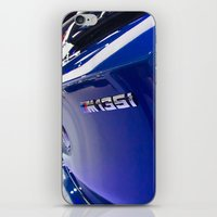 bmw iPhone & iPod Skins featuring BMW M135i back by Mauricio Santana