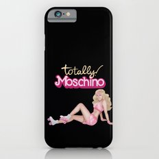 MOSCHINO SKATER BARBIE iPhone 6s Slim Case
