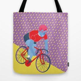 Bikerider  Tote Bag