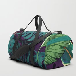 Cold Leaves Duffle Bag