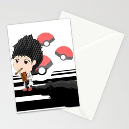 Churyu - My Greatest Supporter Stationery Cards