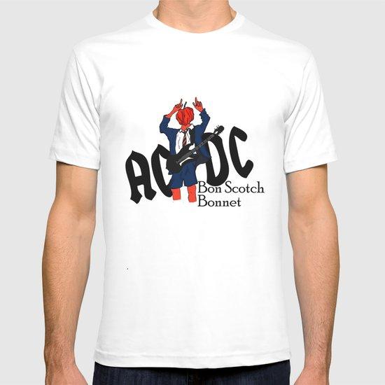Bon Scot T-shirt