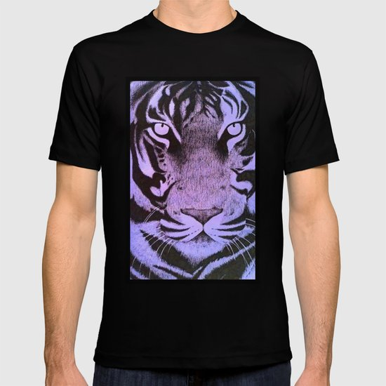 Be a Tiger (Purple) T-shirt