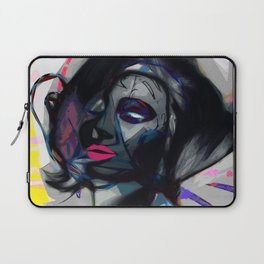 Seduced by colour Laptop Sleeve