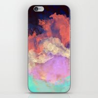 sun iPhone & iPod Skins featuring Into The Sun by Galaxy Eyes