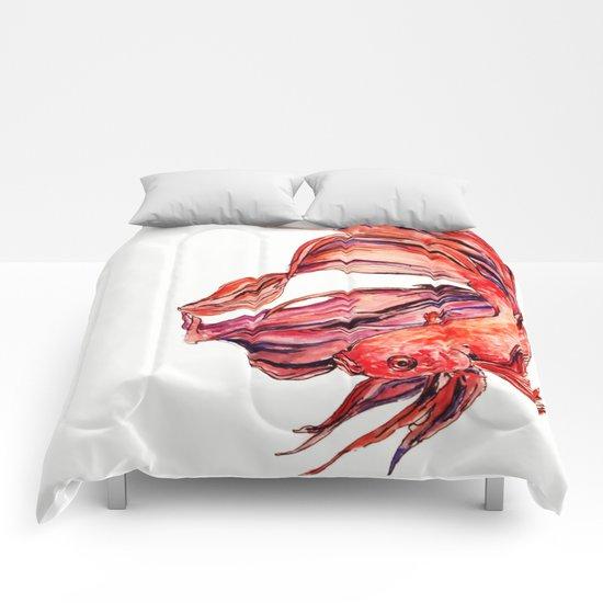 Fighter Comforters