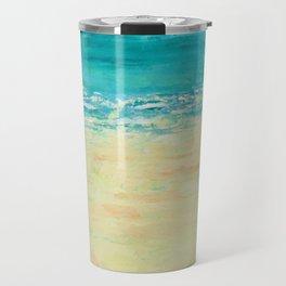 Get to the Beach! Travel Mug