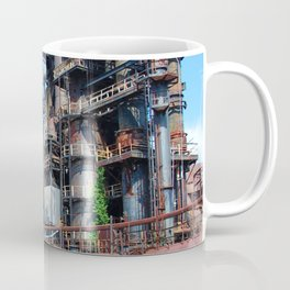 Bethlehem Steel Blast Furnaces 8 Coffee Mug