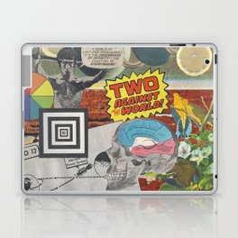 Strychnine Summertime Laptop & iPad Skin