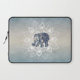 Elephant  Mandala Laptop Sleeve