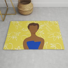 Cultivated and Zesty No 04 Rug
