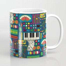 Magical Music Machine Coffee Mug