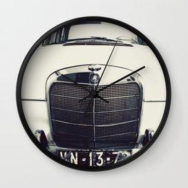 Benz Wall Clock