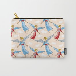 A lot of angels Carry-All Pouch