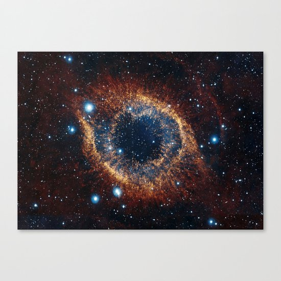 Eye of the Universe Canvas Print