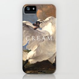C.R.E.AM. iPhone Case