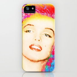 she 1s my girl iPhone Case