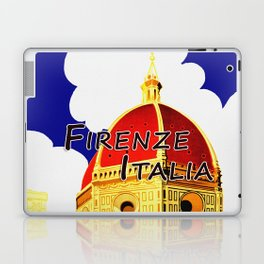 Firenze - Florence Italy Travel Laptop & iPad Skin