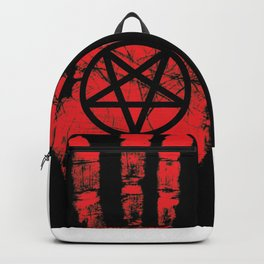 Red Right Hand Backpack