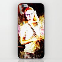 angels iPhone & iPod Skins featuring Angels by Maya Kechevski