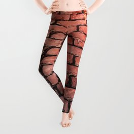 Vintage Brick Street Leggings
