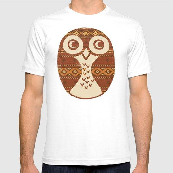 Navajo Owl  T-shirt