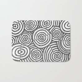 Getting Nowhere Bath Mat