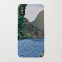 How We Got Back There iPhone Case