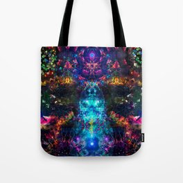 In The Mind's Eyes Tote Bag