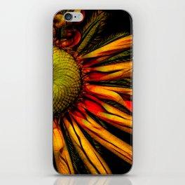 Aglow iPhone Skin
