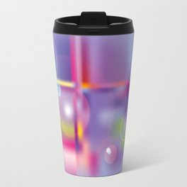 Frosted Glass  Travel Mug