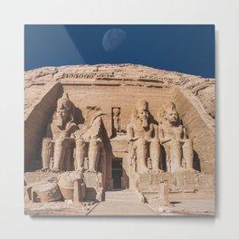 Ramses 2nd Metal Print