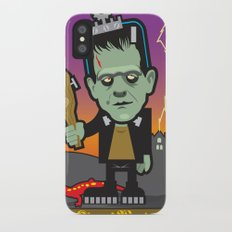 King of Wands Slim Case iPhone X