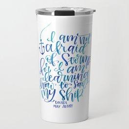 Little Women Travel Mug
