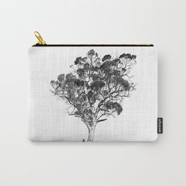 Tree and Gangster Carry-All Pouch
