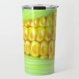 Color pencil Corn Travel Mug