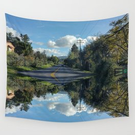 Around the Bend v2.0 Wall Tapestry
