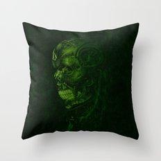 The Terminator - Version 2 Throw Pillow