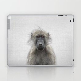 Baboon - Colorful Laptop & iPad Skin