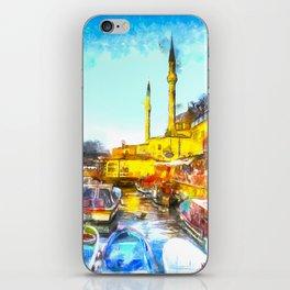 Istanbul Art iPhone Skin