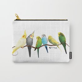 Parakeets and Cockatiels Carry-All Pouch