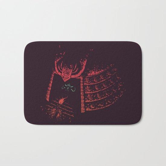 Secrets of the Samurai Bath Mat