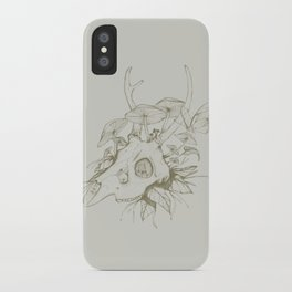 Dead Spring iPhone Case