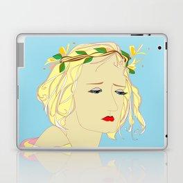 A Honeysuckle Beauty Bride Laptop & iPad Skin